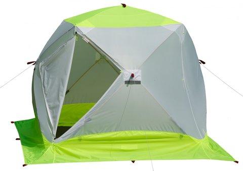 Зимняя палатка Лотос Куб 3 Компакт ЭКО