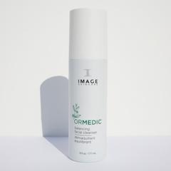 Очищающий гель с алоэ Balancing Facial Cleanser, ORMEDIC, IMAGE, 177 мл.