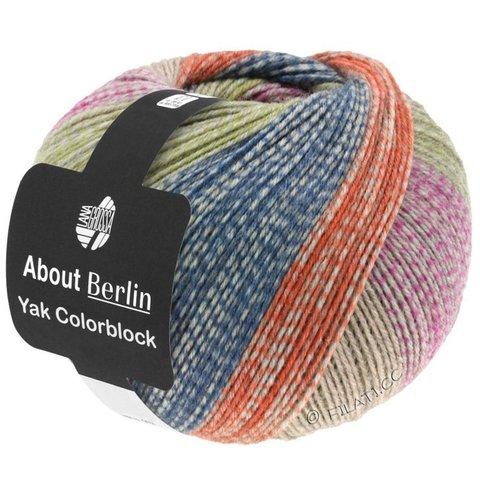 Lana Grossa About Berlin Yak Colorblock 631 купить