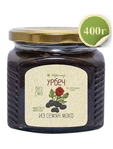 Урбеч из семян мака, 230 / 400 г