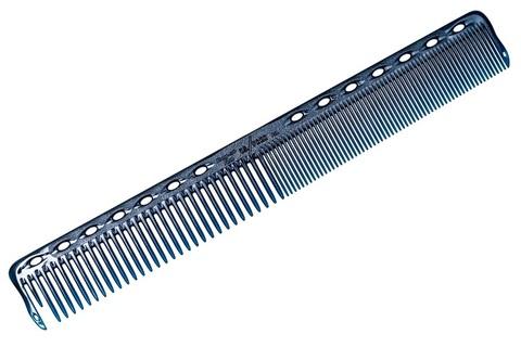 Расческа для стрижки Y.S. Park-s339 синяя 17,5 см