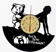 Третий лишний Часы из Пластинки — Мишка Теди