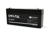 Аккумулятор Delta DT 6033 ( 6V 3,3Ah / 6В 3,3Ач ) - фотография