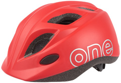 Велошлем детский Bobike One Plus Strawberry Red