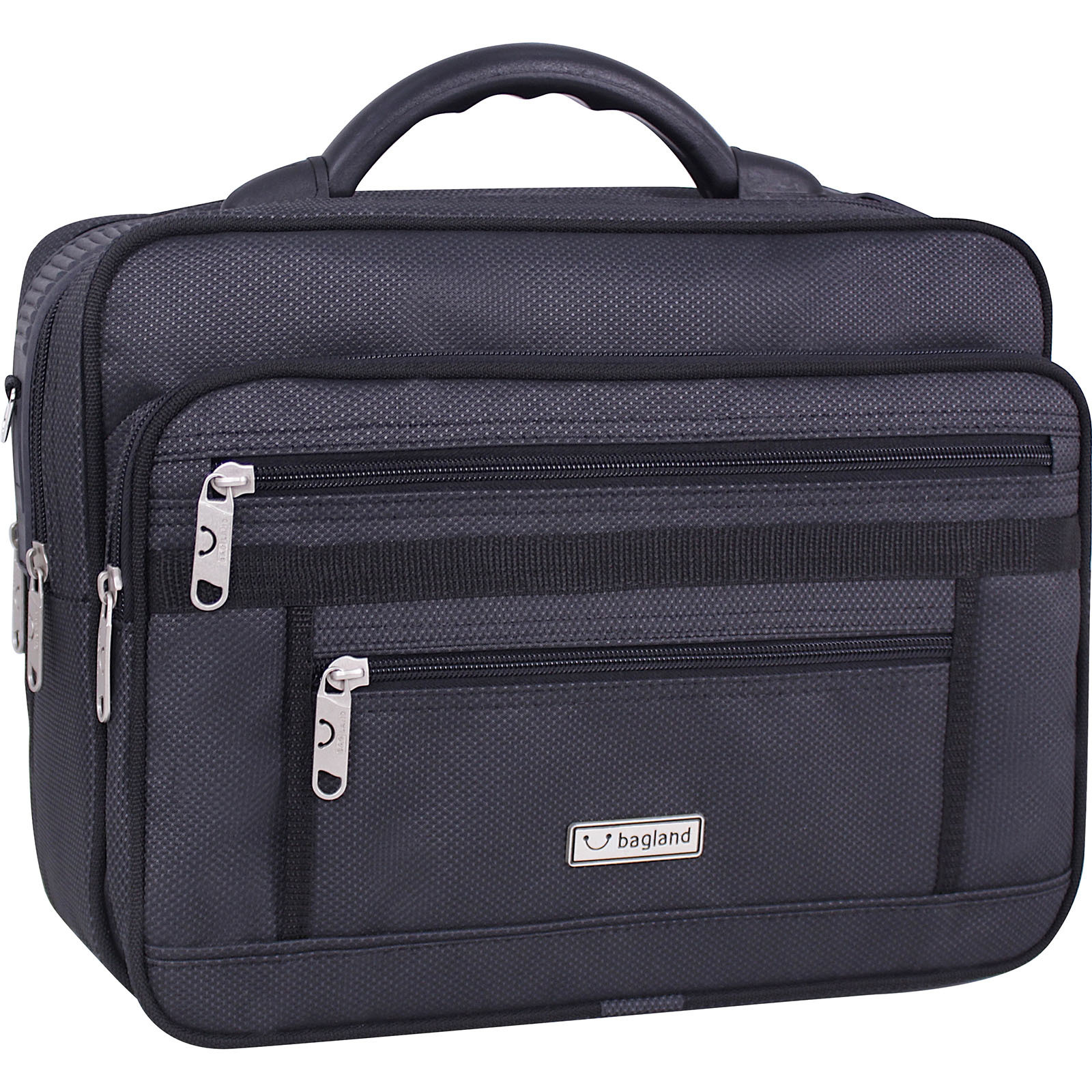 Сумки через плечо Мужская сумка Bagland Mr.Cool 15 л. Чёрный (00251169) IMG_9603.JPG