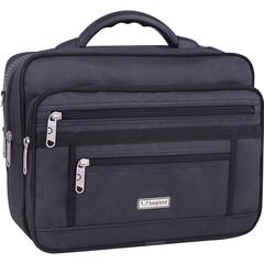 Мужская сумка Bagland Mr.Cool 15 л. Чёрный (00251169)