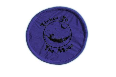 Картинка фризби Ticket to the Moon Pocket Frisbee Purple - 1