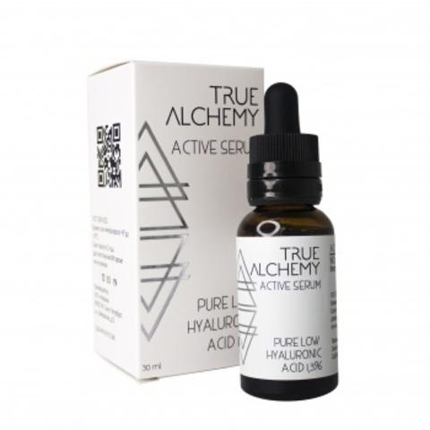 Сыворотка TRUE ALCHEMY Pure Hyaluronic Acid low 1,3%, 30 мл