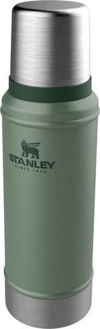 Термос STANLEY CLASSIC 0.75L - олива