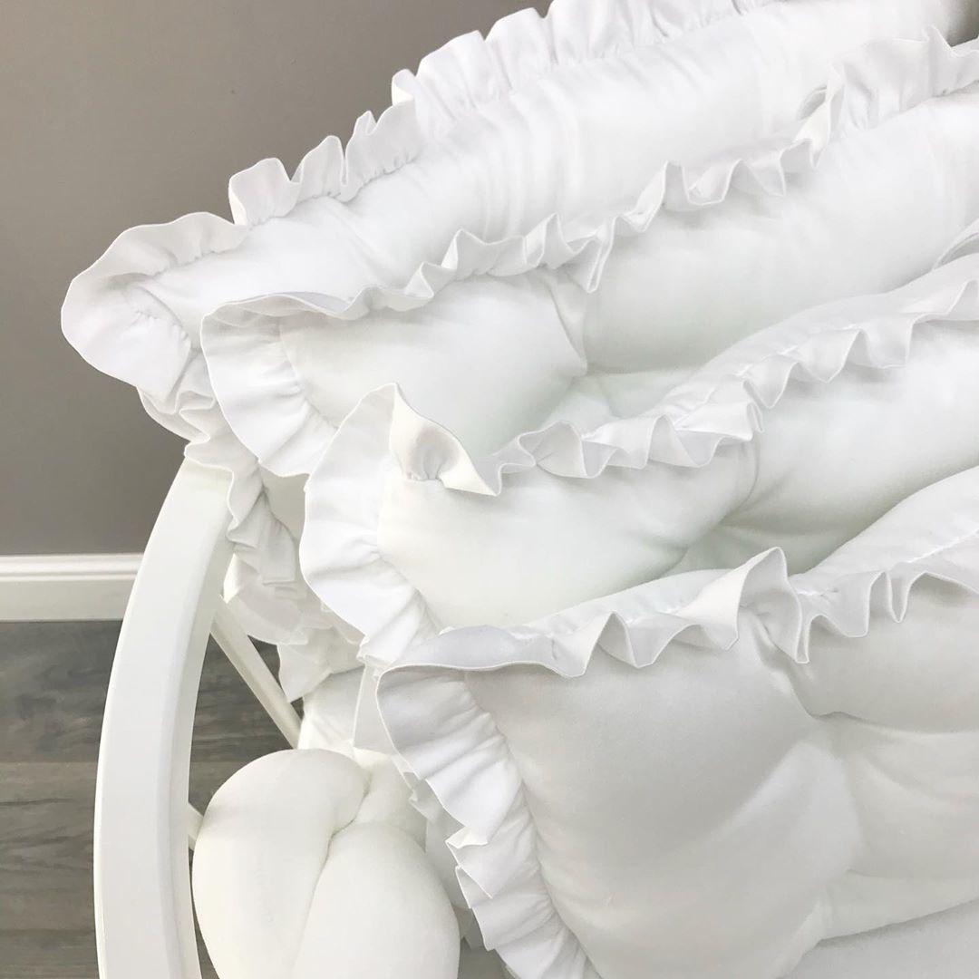 Комплекты в кроватку из люксового сатина