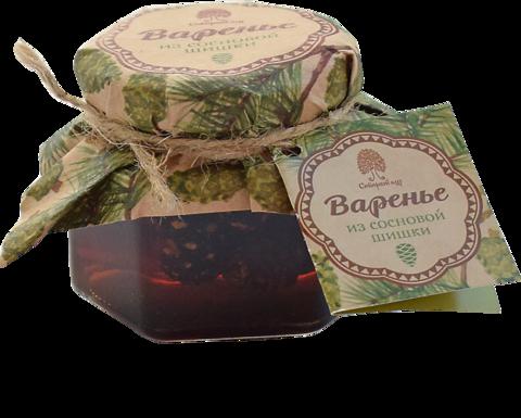 Варенье из сосновой шишки купить в Ростове