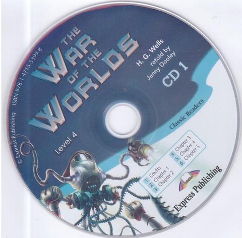 The War of The Worlds. Война миров. Герберт Уэлс. Intermediate (8-9 класс). Аудиодиск №1