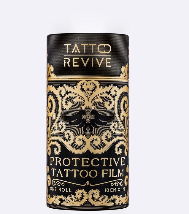 ЗАЩИТНАЯ ПЛЕНКА ДЛЯ ТАТУИРОВКИ, 1М X 10СМ PROTECTIVE TATTOO FILM Tattoo Revive