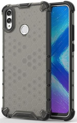 Темный ударопрочный чехол для Huawei Honor 8X от Caseport, серия Honey