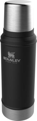 Термос STANLEY CLASSIC 0.75L - черный