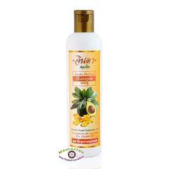 Травяной шампунь с Авокадо и витамином B5, Jinda