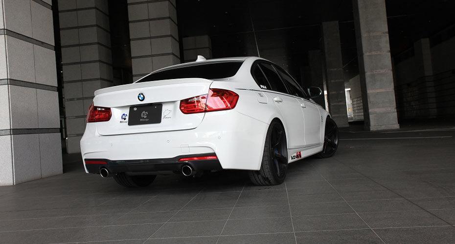 Обвес 3D Design для BMW 3er F30/F31