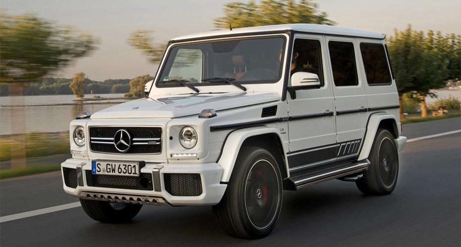 Обвес G63 AMG для Mercedes W463 Копия