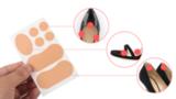 7 ультратонких вставок от мозолей для тесной обуви, 1 упаковка