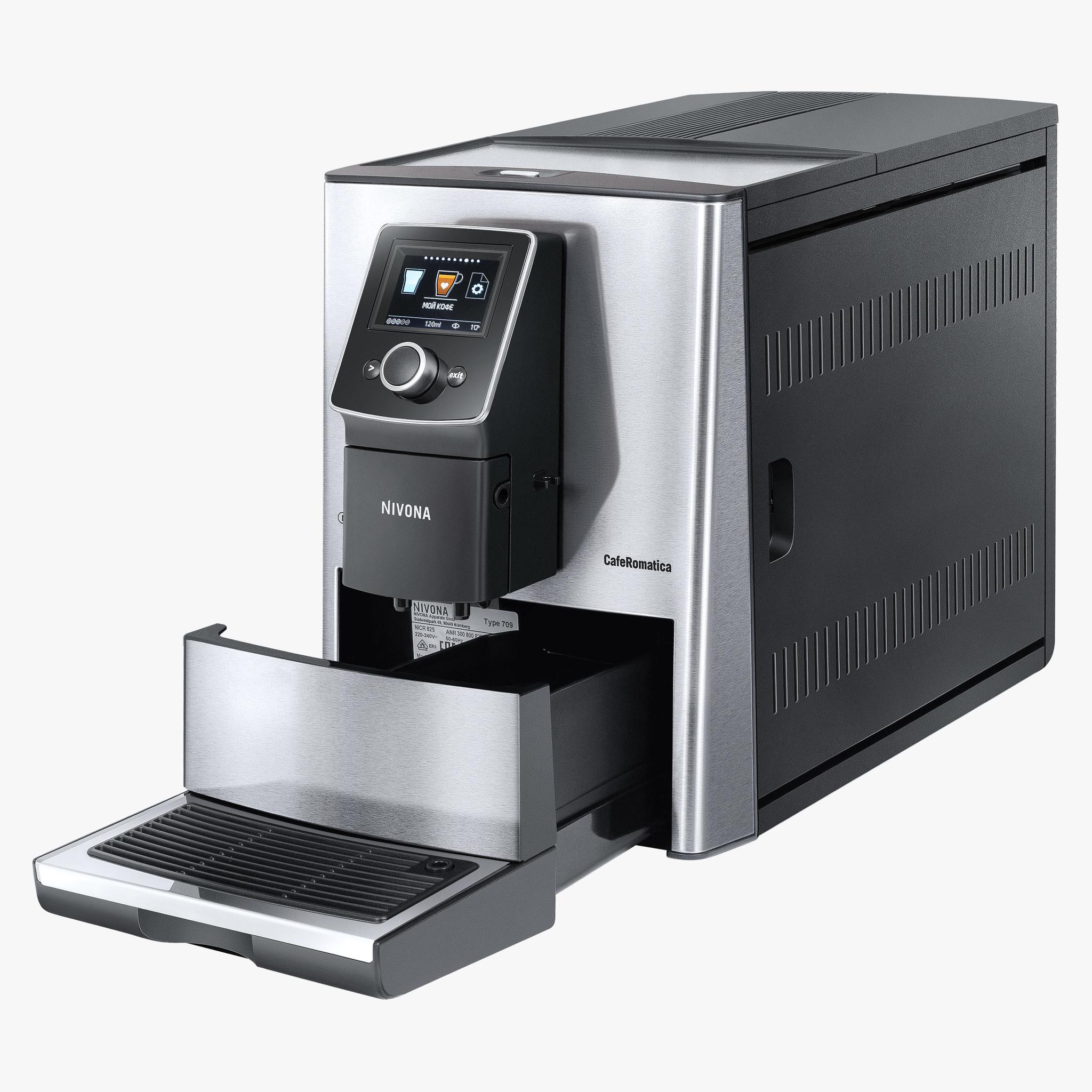 Кофемашина Nivona CafeRomatica NICR 825