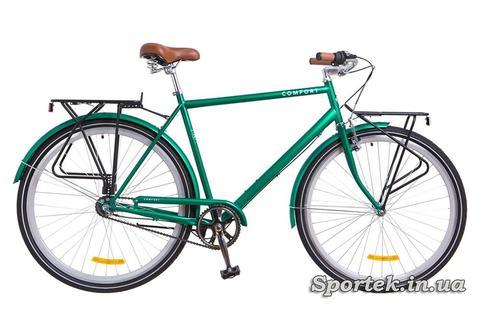 Городской мужской велосипед Dorozhnik Comfort Male с колесами 28
