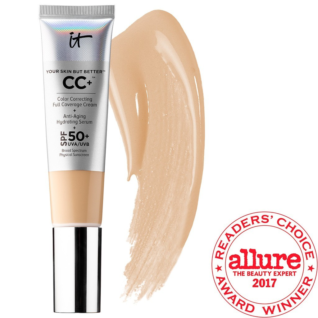 CC+ it cosmetics Medium  32мл