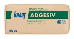 Цементная штукатурка Knauf Adgesiv для обрызга, 25 кг