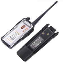 Рация Baofeng UV-82 черная 8 Ватт с усиленным аккумулятором 3800 мАч