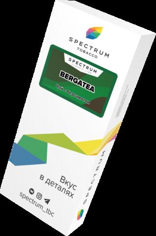 Табак Spectrum Classic Line Bergatea (Чай с бергамотом) 100г