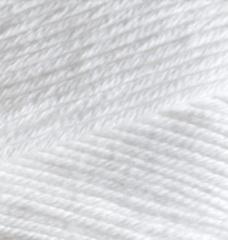Alize BELLA 55 (Белый)