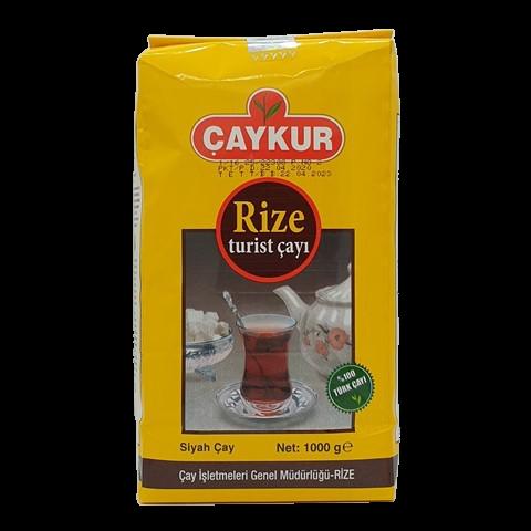 Турецкий чёрный чай Rize Turist CAYKUR, 1 кг