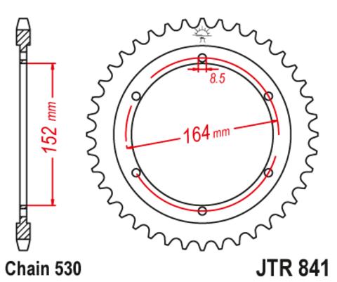 JTR841