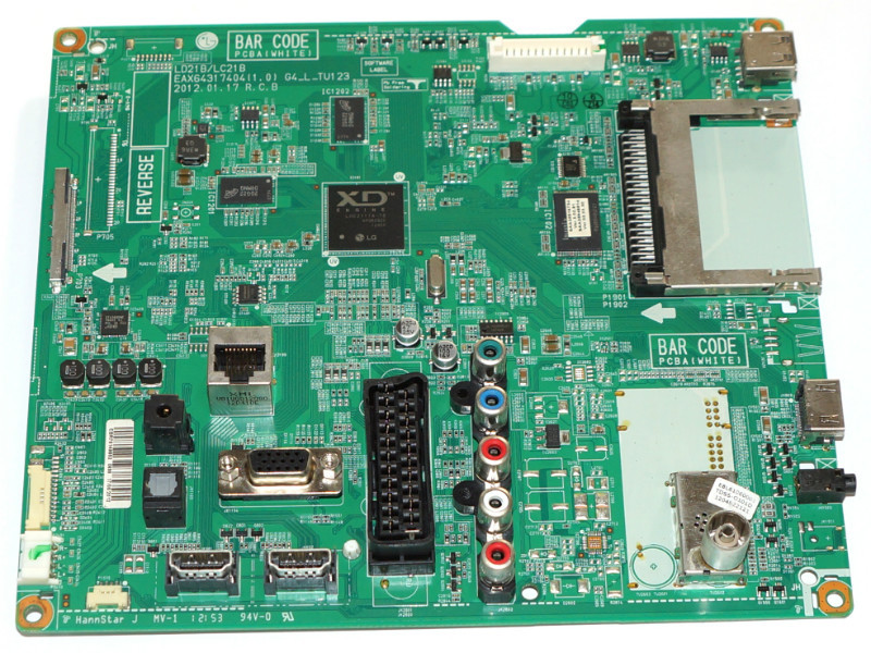EAX64317404(1.0) EBR75149828