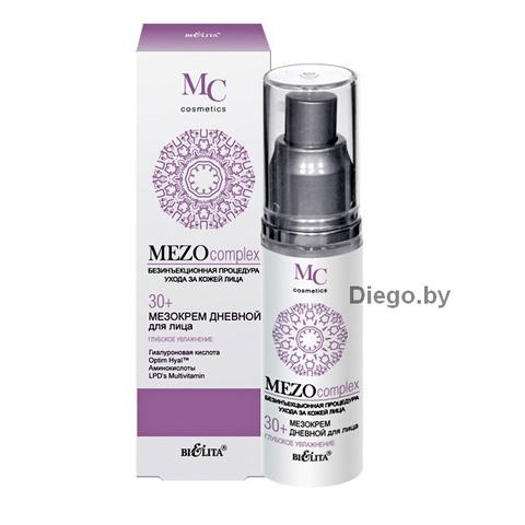 Мезокрем дневной для лица Глубокое увлажнение 30+ , 50 мл ( Mezo Complex )