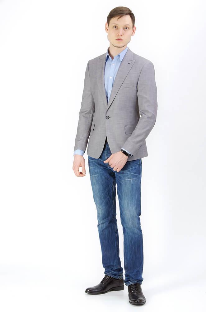 Пиджаки Slim fit PAUL MANTOVA / Пиджак Slim Fit IMGP9388.jpg