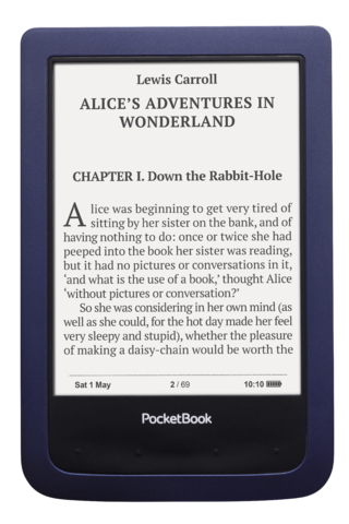 e-reader PocketBook 640