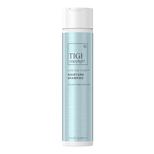 TIGI Copyright Custom Care Moisture Shampoo - Увлажняющий шампунь
