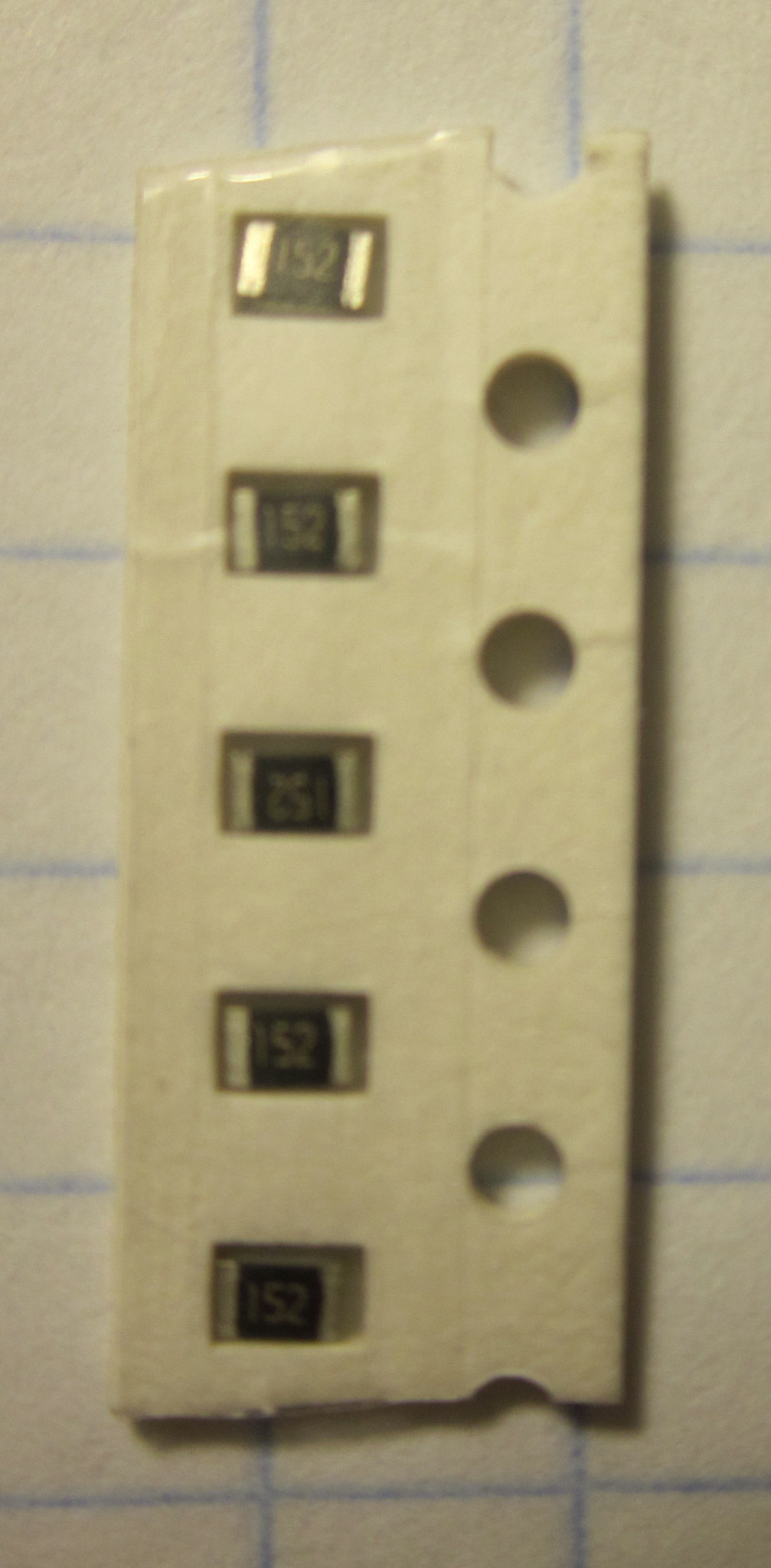 1,5 кОм чип 0805