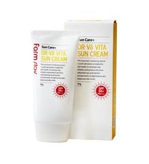 Farm Stay - Солнцезащитный крем с витаминами, 70мл