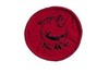 Картинка фризби Ticket to the Moon Pocket Frisbee Red - 1