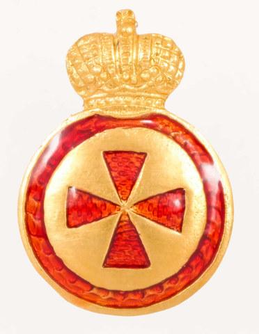 Орден св. Анны 4 степени для ношения на холодном оружии (копия)