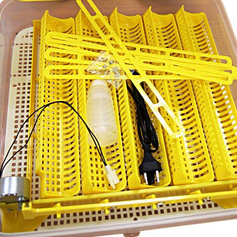 Инкубаторы для куриных яиц автоматические Janoel 42, фото