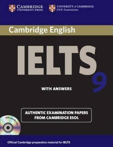 Cambridge IELTS 9 Self-study Pack