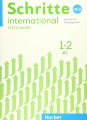 Schritte International Neu 1-2, A1, Testtrainer mit Audio-CD