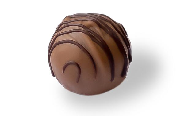 Сырная конфета Яблоко-корица, 1шт