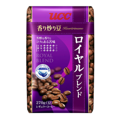 Натуральный жареный кофе в зернах UCC Kaori Irim Ame Royal Blend 270 гр