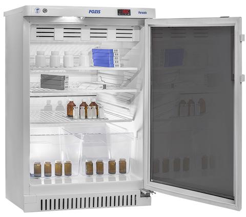 Холодильник фармацевтический Позис ХФ-140-1 (дверь тон. стекло) - фото