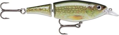 Воблер RAPALA X-Rap Jointed Shad 13 см, 46 г, цвет PK