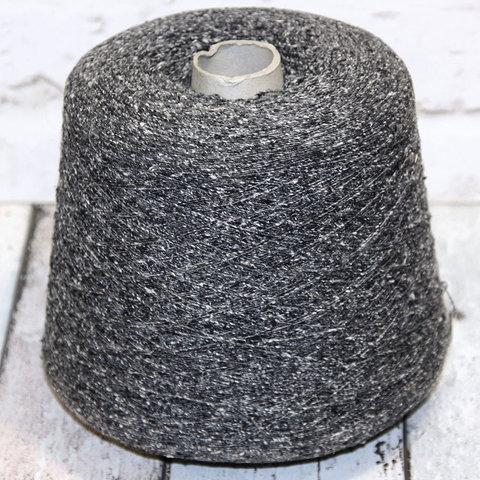 Буретный шелк (100%) FILATI BURATTI 780 серый твид