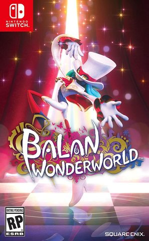 Balan Wonderworld (Nintendo Switch, русские субтитры)
